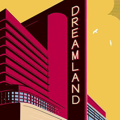 Dreamland by Andy Tuohy