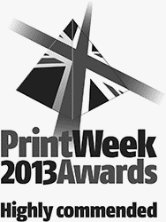 Print Week Awards 2013
